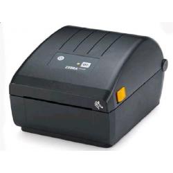 Zebra ZD230 203 dpi 4 inch Thermal Transfer and Direct Thermal Label Printer - USB